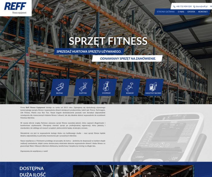 REFF Fitness Equipment